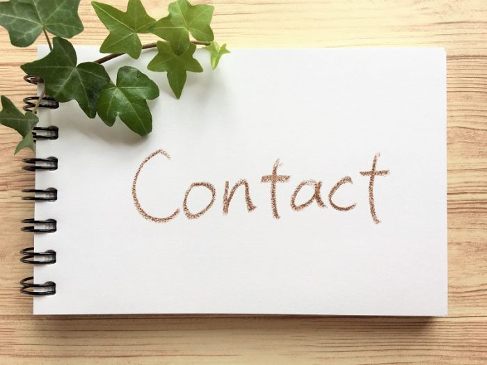 contact2 - お問い合わせページを設置